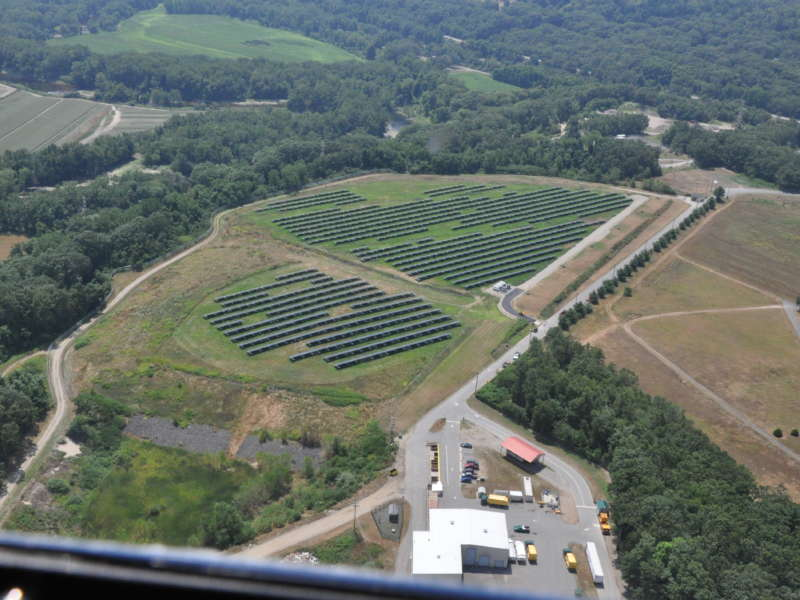 Solar Farm Permit and Design