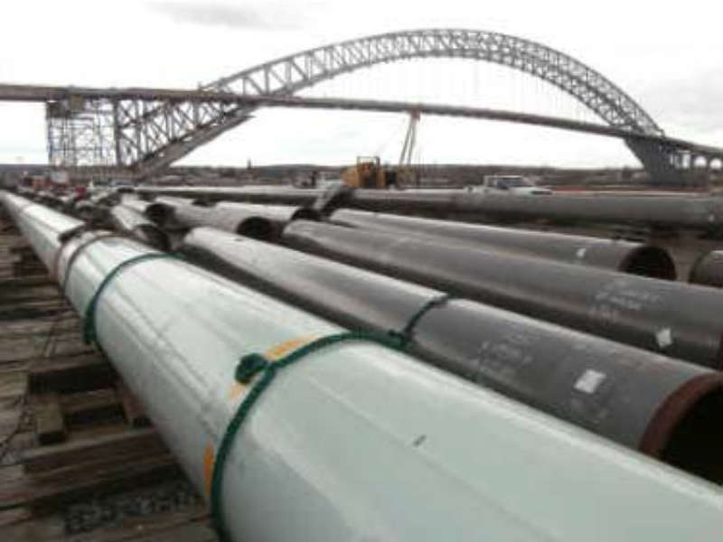 Gas Pipeline Expansion in Congested Urban Area
