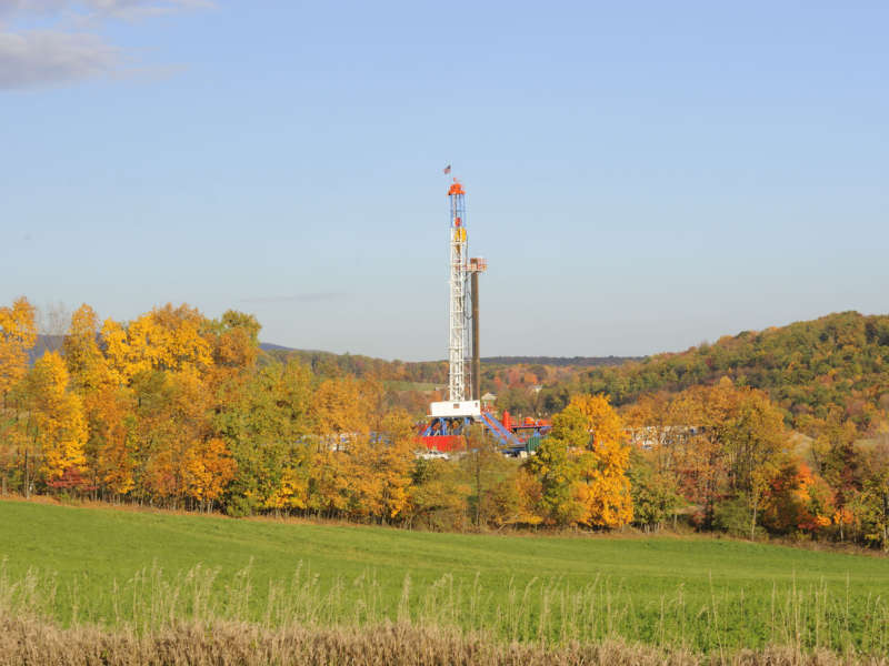 Preparation for Sale - Natural Gas Exploration