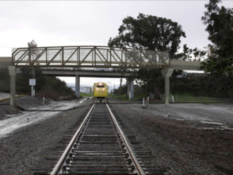 Castroville Rail Crossing Pathway & Bike/Pedestrian Bridge