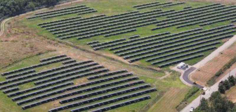 Siting Solar PV farms: Don't Overlook Old Mining Lands