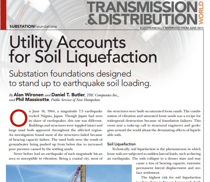 Resources news trc for Utility of soil