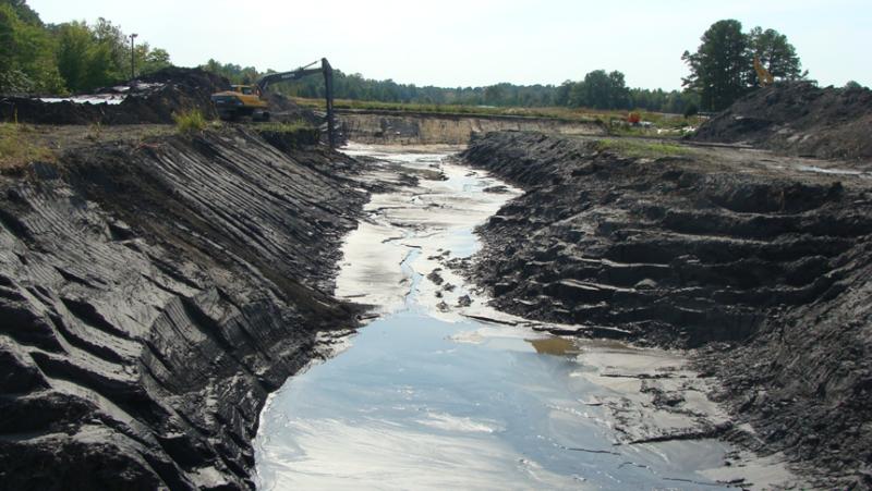 Resources trc for Design of ash pond