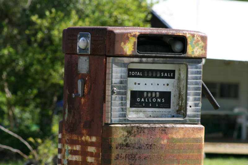 old-gas-pump