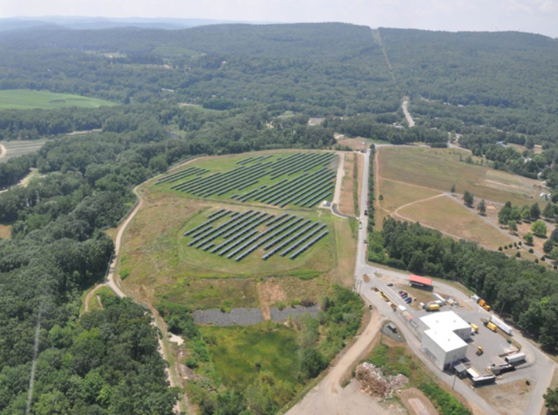 Waste Not, Want Not: Repurposing Brownfields into Solar Farms