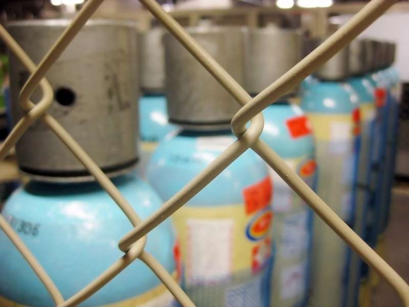 Security Stew: How to Follow the Federal Regulatory Recipe for Safe Chemical Storage