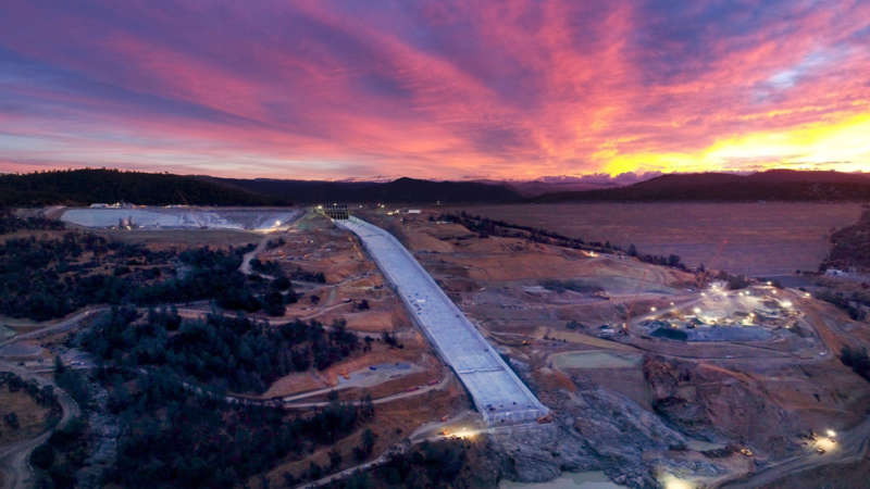 Overhauling Oroville: The Amazing Push to Repair the Tallest Dam in the United States