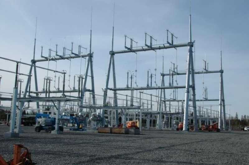 Substation trc for Substation design