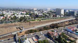 Santa Monica Footbridge Project Wins ASCE Award