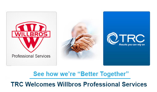 TRC acquires Willbros